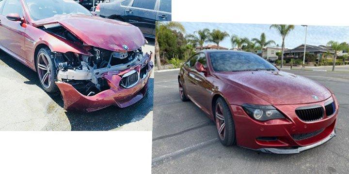collision bumper repair services in miramar