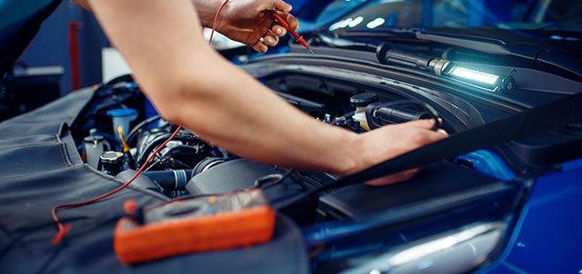 auto repair -electrical repair